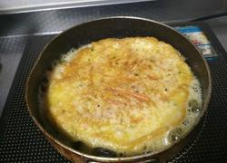 胡萝卜脆皮蛋饼