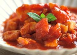一口酸甜又开胃—番茄龙利鱼
