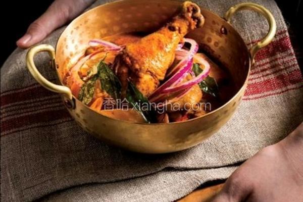 马来西亚娘惹咖喱