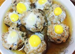 香菇蒸肉蛋
