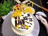 水果树生日蛋糕的做法[图]