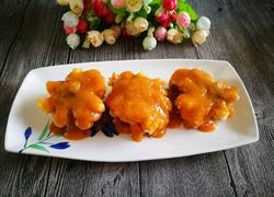 果味菊花鱼