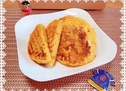 金桔芒果杂粮饼