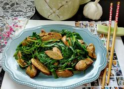 韭菜炒鸡肝