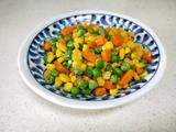 玉米炒豌豆的做法[图]
