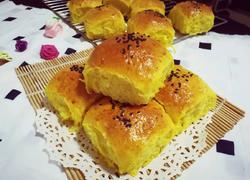 南瓜软面包
