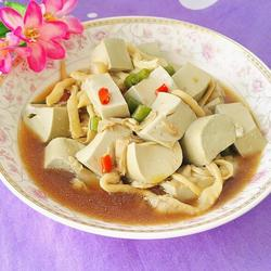 平菇豆腐的做法[图]