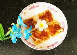 香蕉番茄营养煎饼