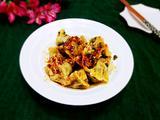 浇汁饺子(韭菜鸡蛋馅)的做法[图]