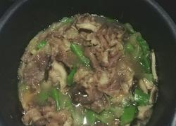 懒人炖牛肉(寿喜烧汁)