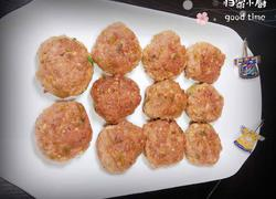 香煎藕丁香芹肉饼