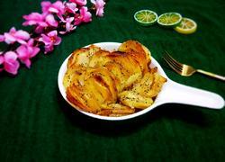 黑胡椒土豆片