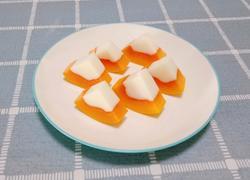 木瓜椰奶冻