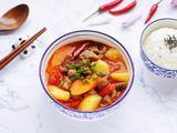 番茄土豆牛腩汤的做法[图]