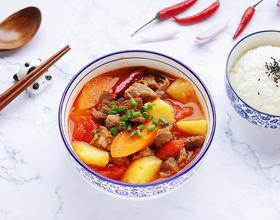 番茄土豆牛腩汤[图]