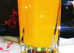 橙子蜂蜜汁