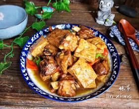 排骨烧豆腐[图]