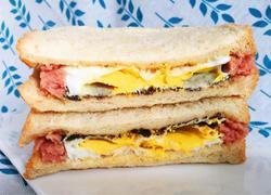 五分钟快手三明治