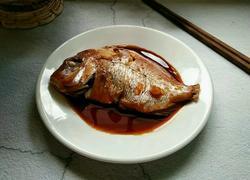 清蒸棘鲷鱼