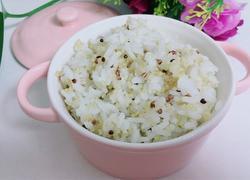三色藜麦大米饭