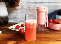 排毒养颜番茄汁