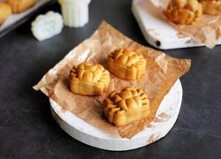 蛋黄月饼(螃蟹造型)
