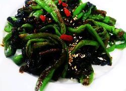 辣椒梅干菜