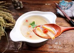 百合鱿鱼汤