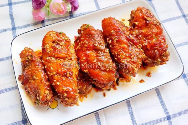 麻辣香酥鸡翅