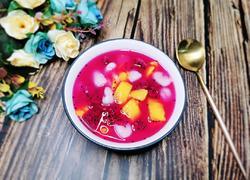水果捞糯米小汤圆