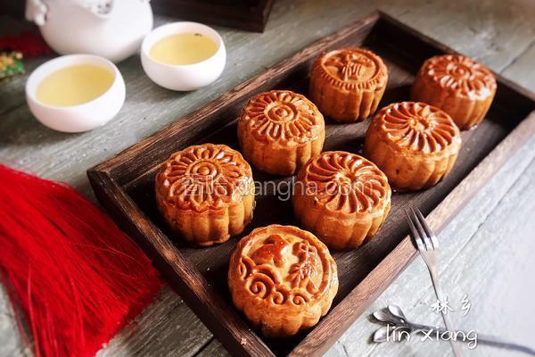 红糖糖浆月饼(合集)