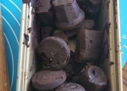 可可粉黑巧克力