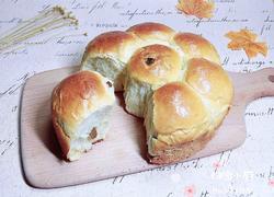 酒酿葡萄干面包