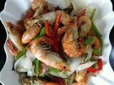 椒盐大头虾的做法[图]