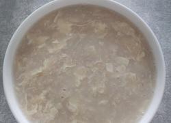 鸡蛋燕麦粥