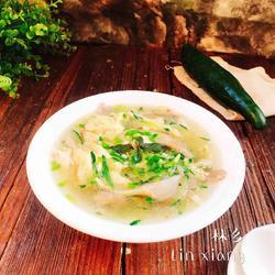 黄瓜蘑菇汤