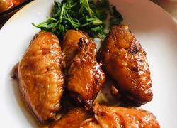 烤鸡中翅(空气炸锅版)