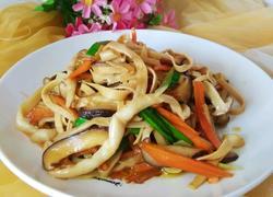 菌菇炒杂菜