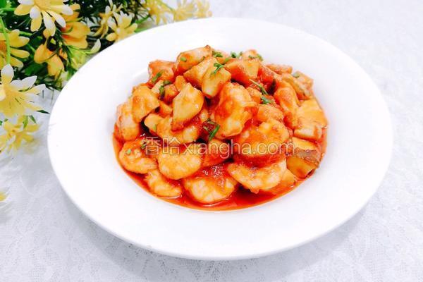 杏鲍菇虾仁