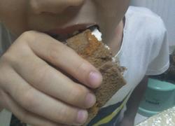 朱古力蛋糕卷