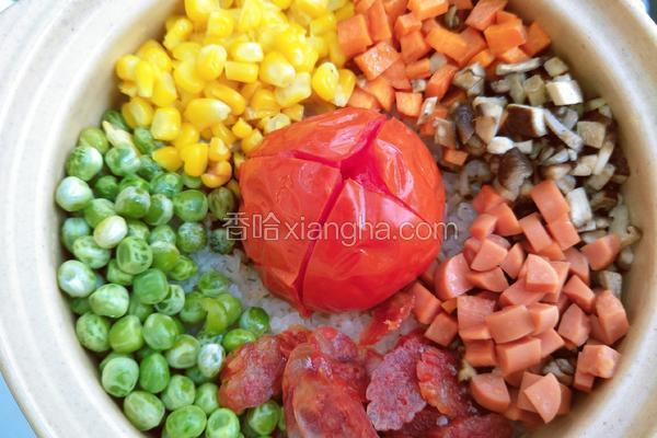 网红番茄焖饭