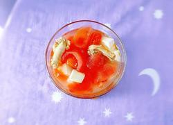 西红柿鸡汤