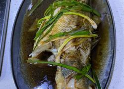 (粤式)清蒸鲈鱼