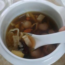 鱼胶糯米粥的做法[图]