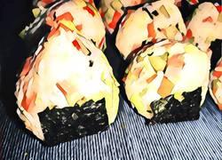懒人版日式饭团