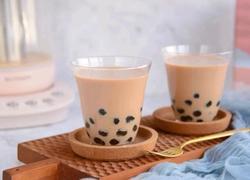 自制|珍珠奶茶