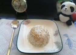 燕麦大米饭