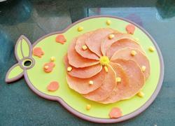 玉米粒松饼
