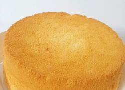 柠檬戚风蛋糕8寸