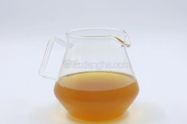 茶饮备料6 四季春茶底